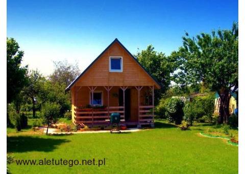 Nowy piętrowy DOMEK 9m2 - 3m/3m - Producent / Domek ogrodowy na działkę