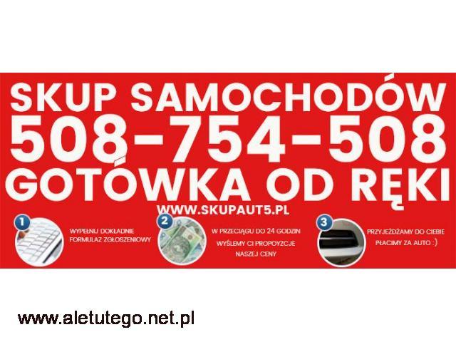 AUTO SKUP OSOBOWE I DOSTAWCZE - 1/1