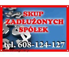 Skup Spółek i JDG z Długami pomoc 233/299/586 ksh