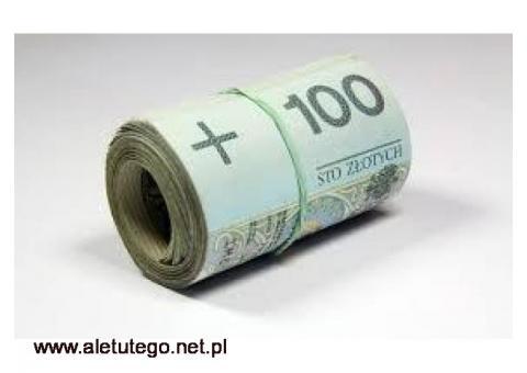 Szybkie Kredyty - Pożyczki - CHWILÓWKI - Konsolidacje bez zbędnych formalności