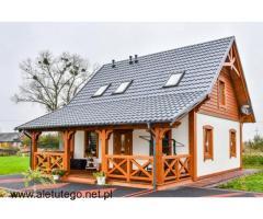 Kompaktowy dom drewniany dla ciebie! Praga I