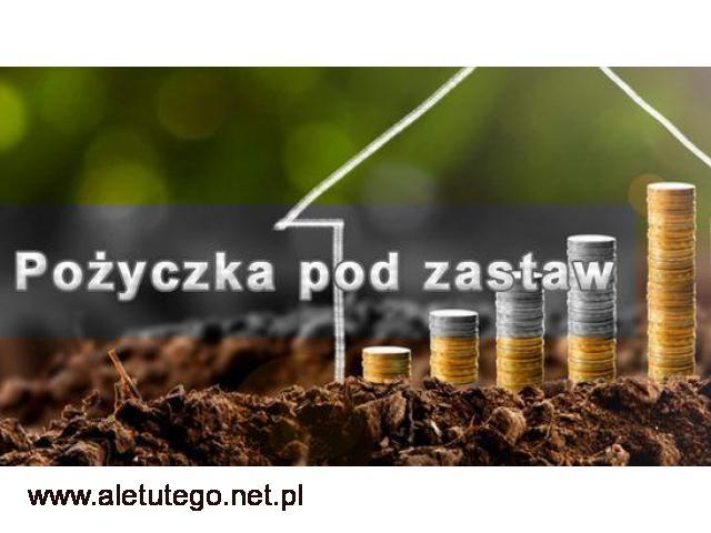 Pożyczka pod hipotekę bez sprawdzania baz - 1/1