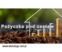 Pożyczka pod hipotekę bez sprawdzania baz