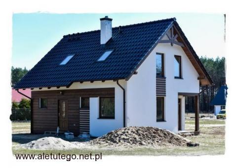 Klasyczny, elegancki dom dla całej rodziny - Z71