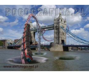 Projekt LOGO projekt, ulotka, wizytówka, baner, itp. + wydruk
