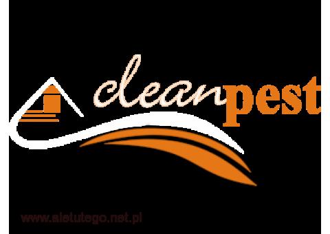 Cleanpest – atrakcyjny  cennik dezynsekcji w Warszawie