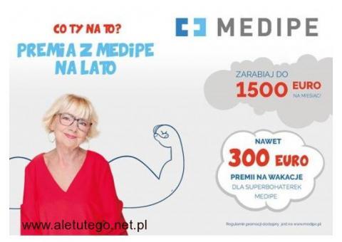 Praca opieka Niemcy 1350 EURO / Opiekun lub Opiekunka osób starszych Gevelsberg