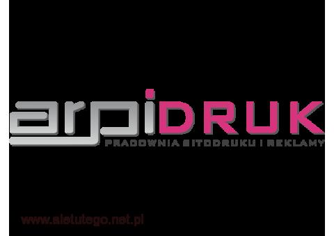 Arpidruk – krakowski  druk cyfrowy