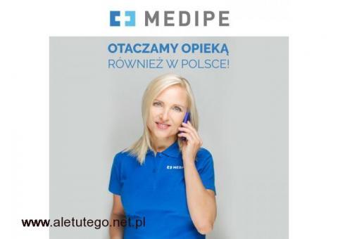 praca opieka w Polsce / Opiekun osób starszych