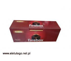 Gilzy papierosowe 500 szt tanio- hurt