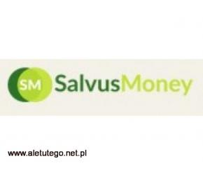 Pożyczki z żyrantem przez telefon - salvusmoney.pl