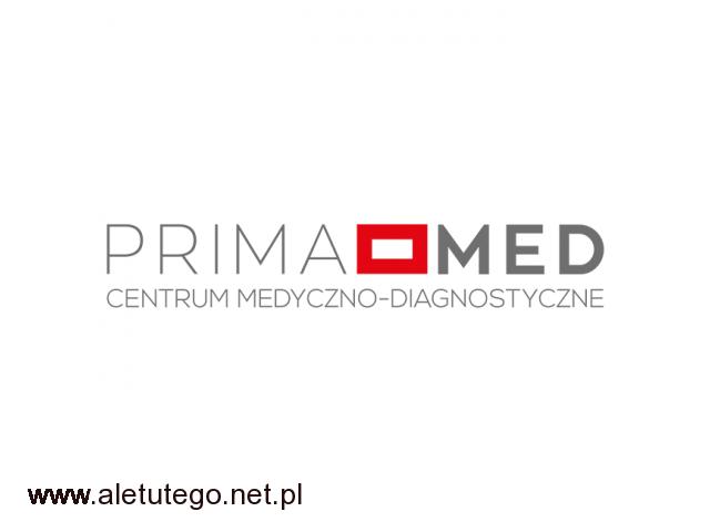 Centrum Medyczno-Diagnostyczne Prima Med zaprasza