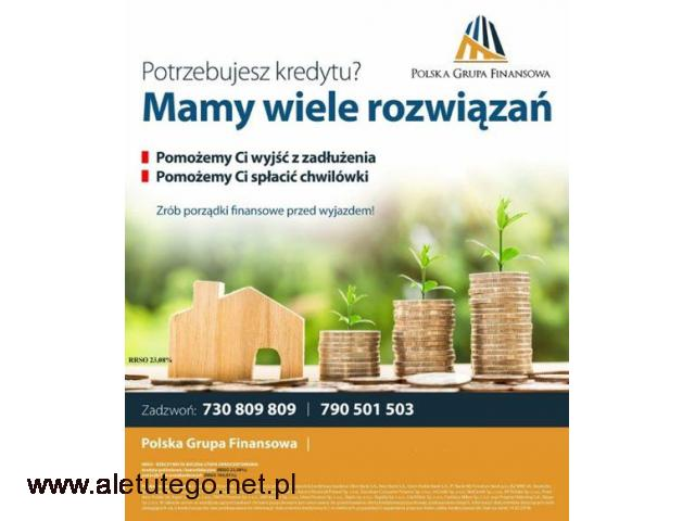 Kredyty gotówkowe oraz konsolidacyjne / Zadzwoń i uzyskaj więcej informacji - 1/1