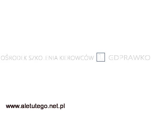 GDprawko – najlepszy OSK w Gdańsku - 1/1