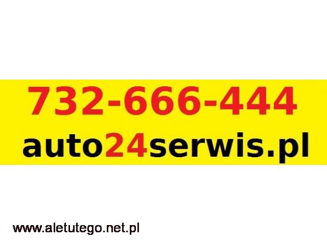 Auto Pomoc Drogowa Tania Laweta Warszawa 24h Auto holowanie TANIO - 1/1