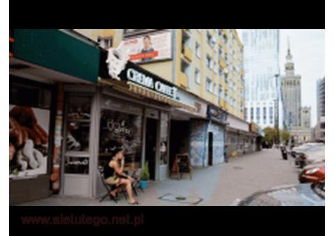 Franczyza kawiarnia - Crema Caffe Polska