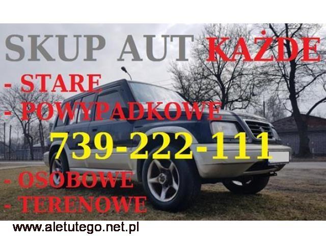 Skup Aut Warszawa Auto Skup samochodów Warszawa za gotówkę - 1/1