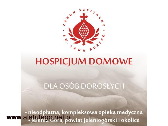 Bezpłatne HOSPICJUM DOMOWE dla dorosłych - 1/1
