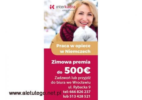 Wyjazd do Pana Rene (69l.) + bonus zimowy do 500 EUR