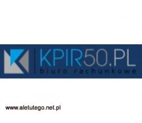 Faktury online - kpir50.pl