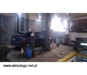 Hol i naprawa aut osobowych, dostawczych i ciężarowych