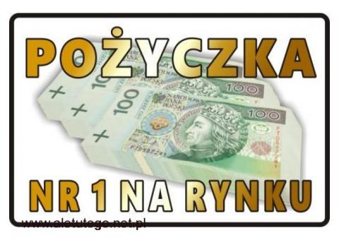 Bezpieczne POŻYCZKI pozabankowe do 75.000 zł