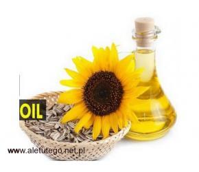 Sunflower oil from Ukraine