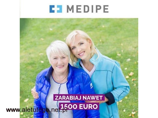 opieka Niemcy 1450 EURO + do 400 EURO premii świątecznej / Opiekunka osób starszych - 1/1