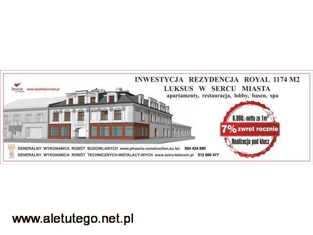 Apartamenty w Beskidach - Rezydencja Royal - 1/1