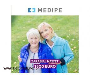 praca w Niemczech opieka Duisburg / Opiekun osoby starszej