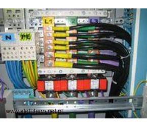 Instalacje elektryczne, przyłącza - pomiary