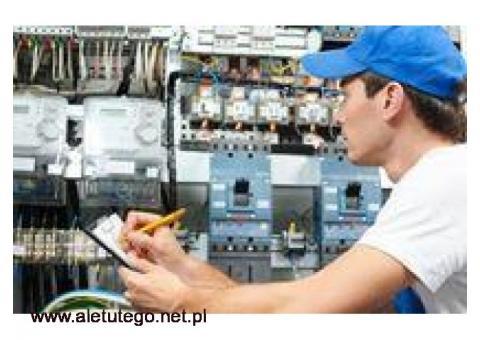 Instalacje elektryczne - Łódź