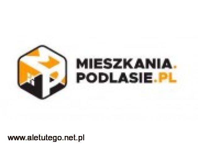 Działka na sprzedaż Dobrzyniewo Duże - Mieszkania.Podlasie.pl - 1/1