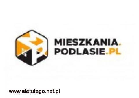 Działka na sprzedaż Dobrzyniewo Duże - Mieszkania.Podlasie.pl