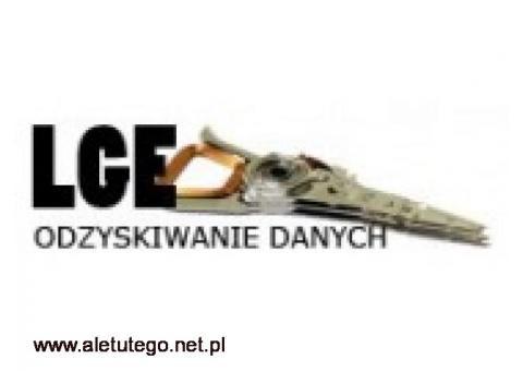 Odzyskiwanie danych w Warszawie - lge.com.pl