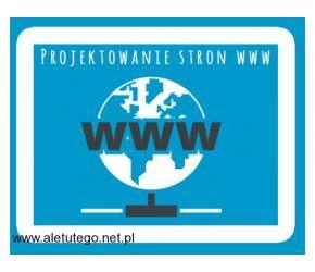 od 290 PLN Projektowanie stron www / Szybkie TERMINY REALIZACJI / PROMOCJA STRONY