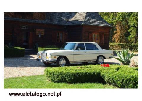Zabytkowe auto do ślubu – Wieluń i okolice