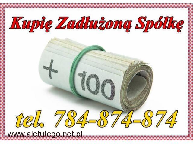 Zadłużone Spółki Restrukturyzacja art. 299/586 K.s.h US/KAS/ZUS - 1/1