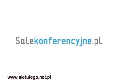 Sala konferencyjna na 100 osób w Warszawie na wynajem.