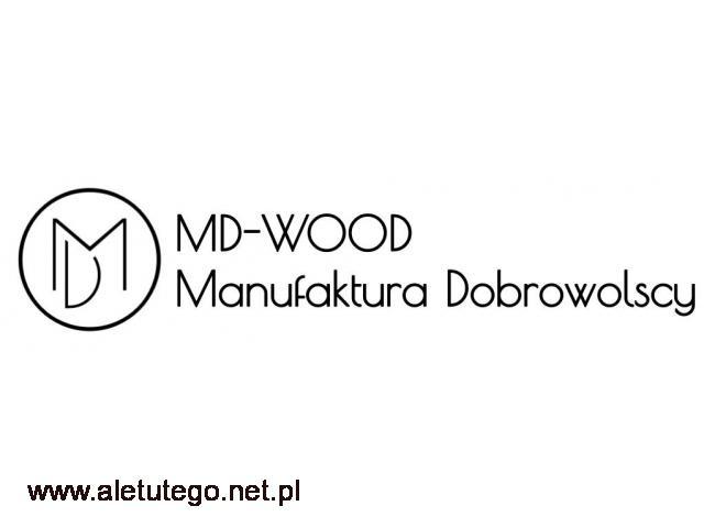 Klasyczne drewniane zegarki damskie - Manufaktura Dobrowolscy - 1/1
