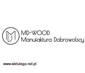 Klasyczne drewniane zegarki damskie - Manufaktura Dobrowolscy