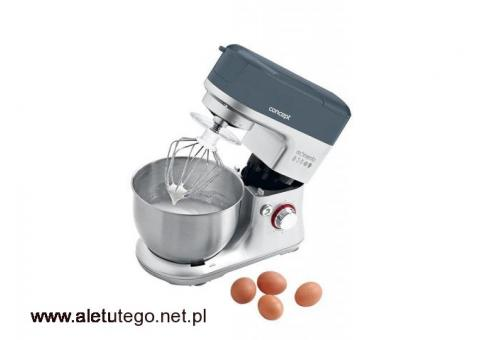 Kolorowe roboty kuchenne