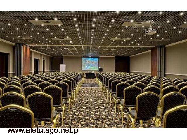 Sala konferencyjna na 100 osób - mazowieckie. - 2/2