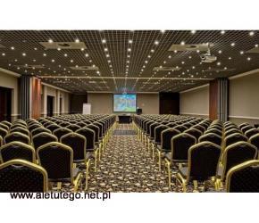 Sala konferencyjna na 100 osób - mazowieckie.