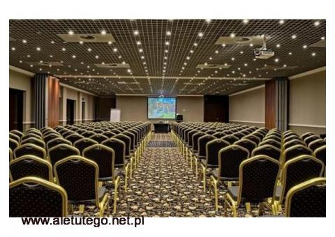 Sala konferencyjna na 300 osób - województwo pomorskie.