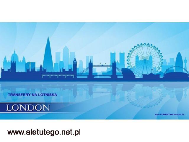 Polskie Taxi Londyn - 1/1