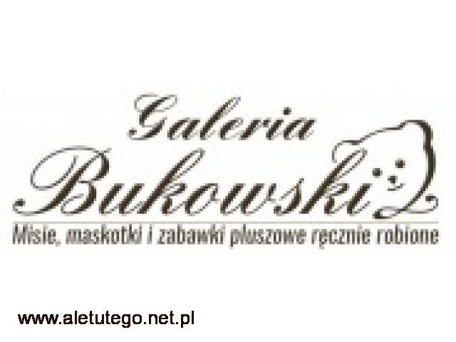 Misie przytulanki Galeria Bukowski - 1/1