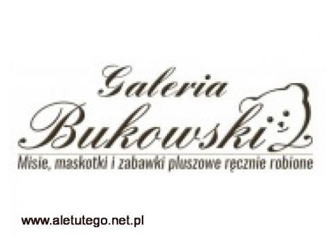 Misie przytulanki Galeria Bukowski
