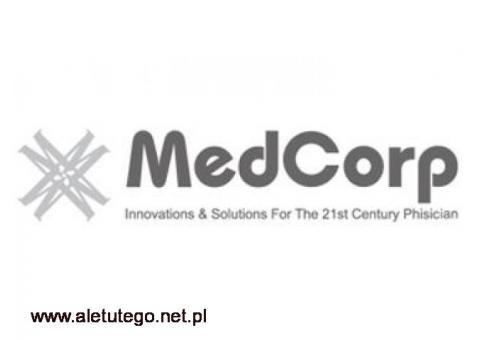 Medcorp - sprzęt medyczny wysokiej jakości