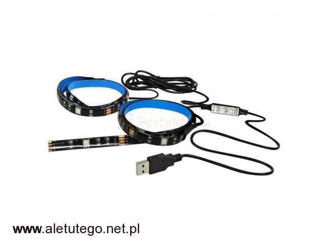 Oświetlenie telewizora LED RGB - 1/1
